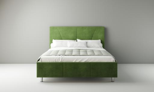 Кровать с системой хранения Наура