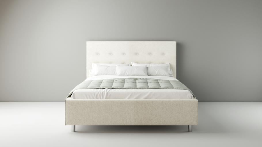 Кровать с системой хранения Силендс