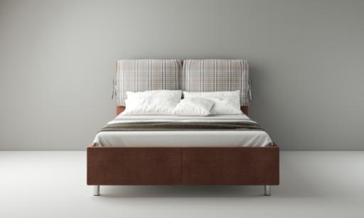 Кровать с системой хранения Велленд